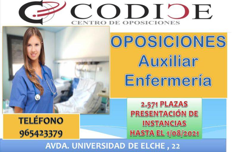 oposiciones-elche-auxiliar-enfermeria
